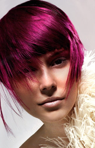 Model 25 Short Hair Color Trends 2015  Short Hairstyles Amp Haircuts 2015