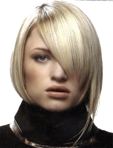 blonde hairstyles. ash londe hairstyle with