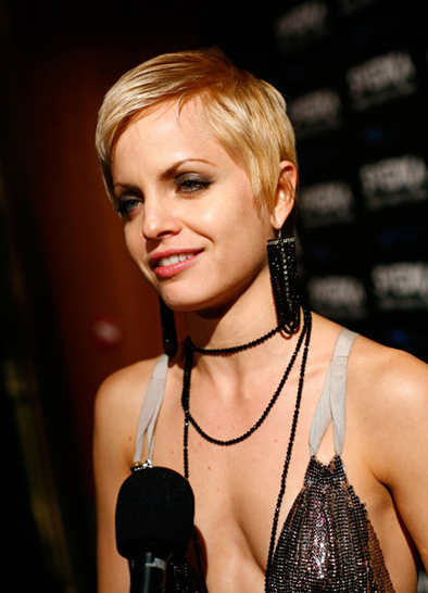 Mena Suvari My New Hair