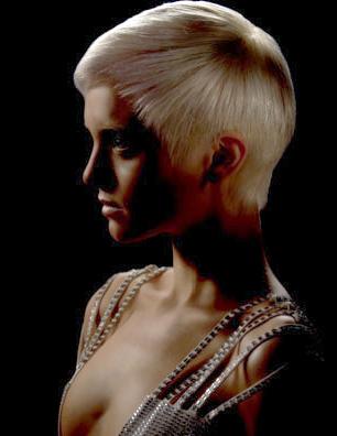 Short Blonde Hair Images. Back to Short blonde hair