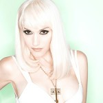 Gwen Stefani with Bangs