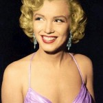 Marilyn Monroe Short Blonde Hair