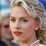 Scarlett Johansson Hollywood Hair
