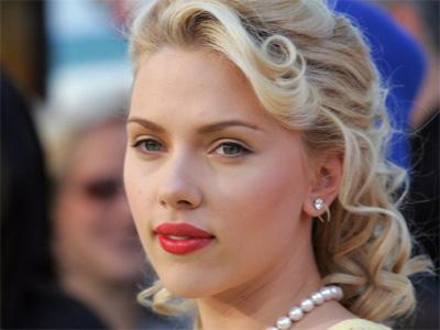Scarlett Johansson Hollywood Hair My New Hair