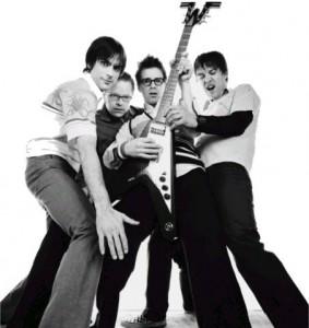 The legendary Weezer
