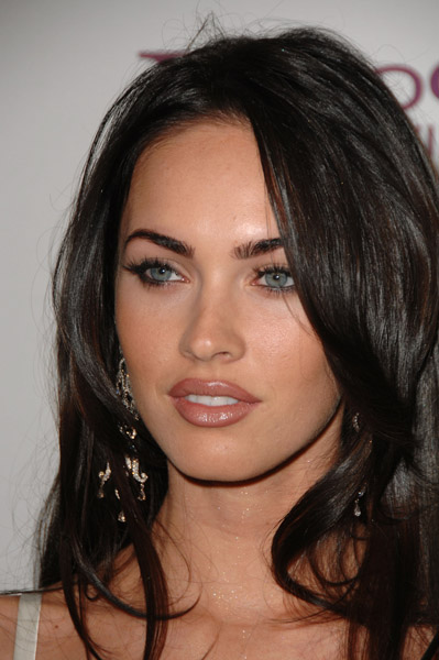 Wavy Hair for Megan Fox