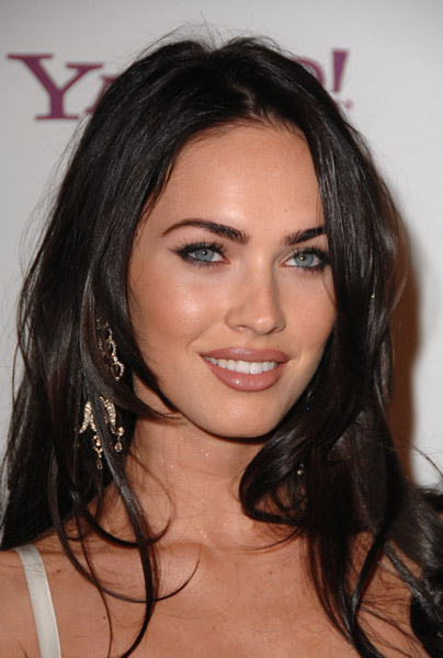 Megan Fox at the Beverly Hilton Hotel