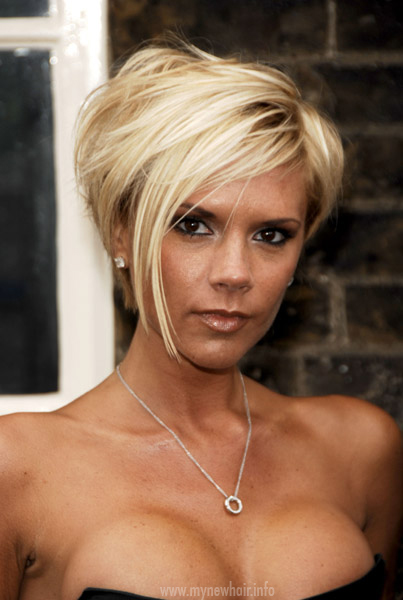Victoria Beckham Goes Blonde For The Spice Girls Reunion