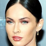 Megan-fox-bun-hairstyle