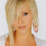 midlength-blonde-asymmetric-hairstyle