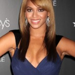 Beyonce-slick-straight-hairstyles