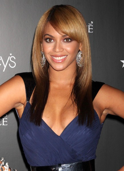 Beyonce-slick-straight-hairstyles. Posted under: