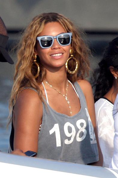 Beyonce Beach Hair My New Hair