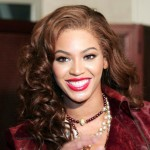 Beyonce's Thick Brown Curls