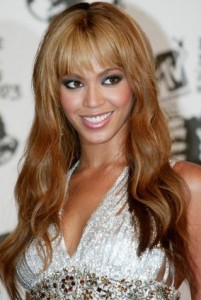 Beyonce's Rusty Golden Waves