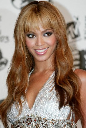 Beyonce S Rusty Golden Waves My New Hair