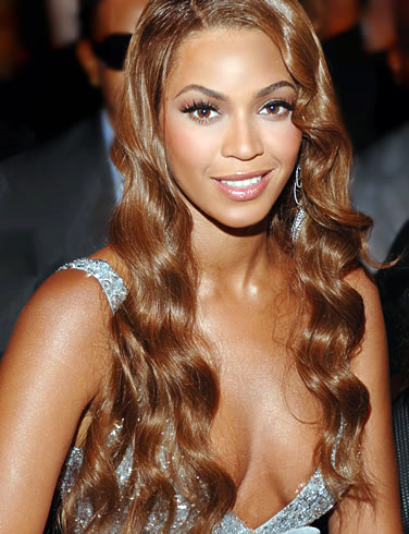 beyonce s silky wavy hairstyle my new hair