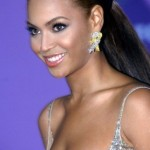 Beyonce's Ponytail Beauty