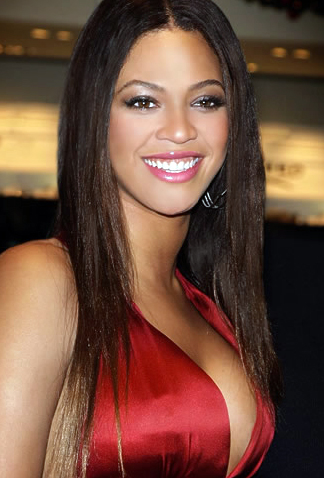 Beyonce Dark Straight Hair Picture My New Hair