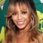 Beyonce Soft Bangs