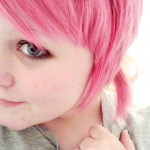Creamy Pink Hairstyle