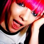 Pink Bangs