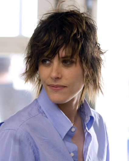 Katherine Moennig Shortlayeredhair My New Hair