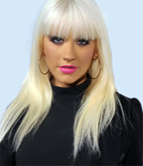 Christina Aguilera 04 My New Hair