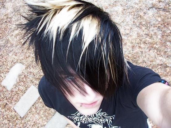 "5 Responses to ""emo-boy-bleach"""