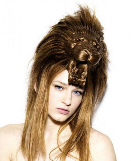 Lion Hairstyle. Posted under: