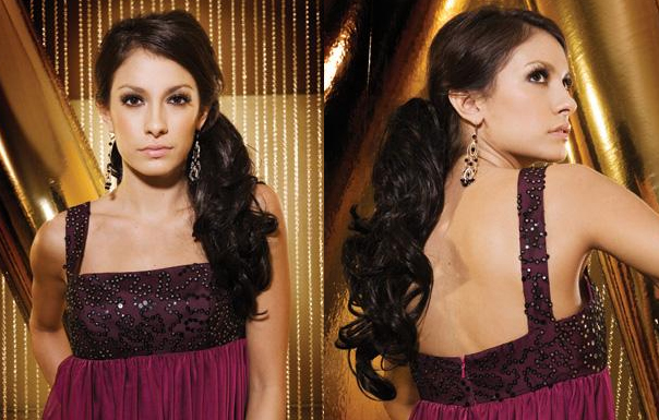 prom hairstyles for long hair down. If you have gorgeous long hair