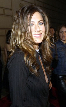 Jennifer Aniston Hair Dark My New Hair