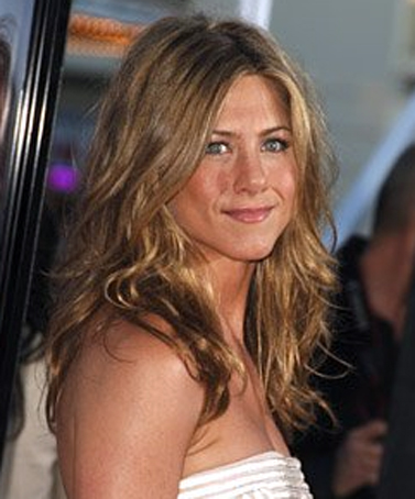 hair with long layers. jennifer-aniston-long-layers