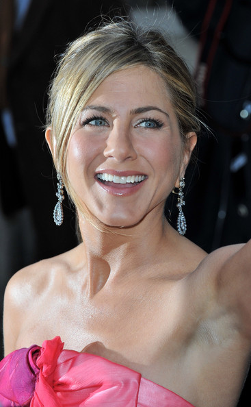 Jennifer Aniston Updo Hairstyle 2010 My New Hair