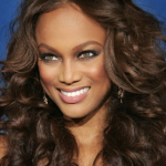Tyra Banks Wavy Hair