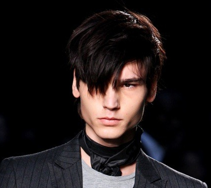 Surprising Short Emo Boys Haircuts Hairstyles For Women Draintrainus