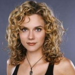 Hilarie Burton's Curly Hairstyle