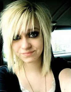 http://www.mynewhair.info/wp-content/uploads/2009/08/Medium-length-blonde-emo-hair.jpg