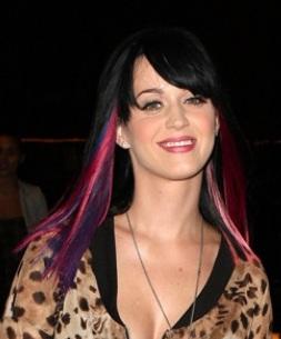 Katy Perry Pink Black Hair My New Hair