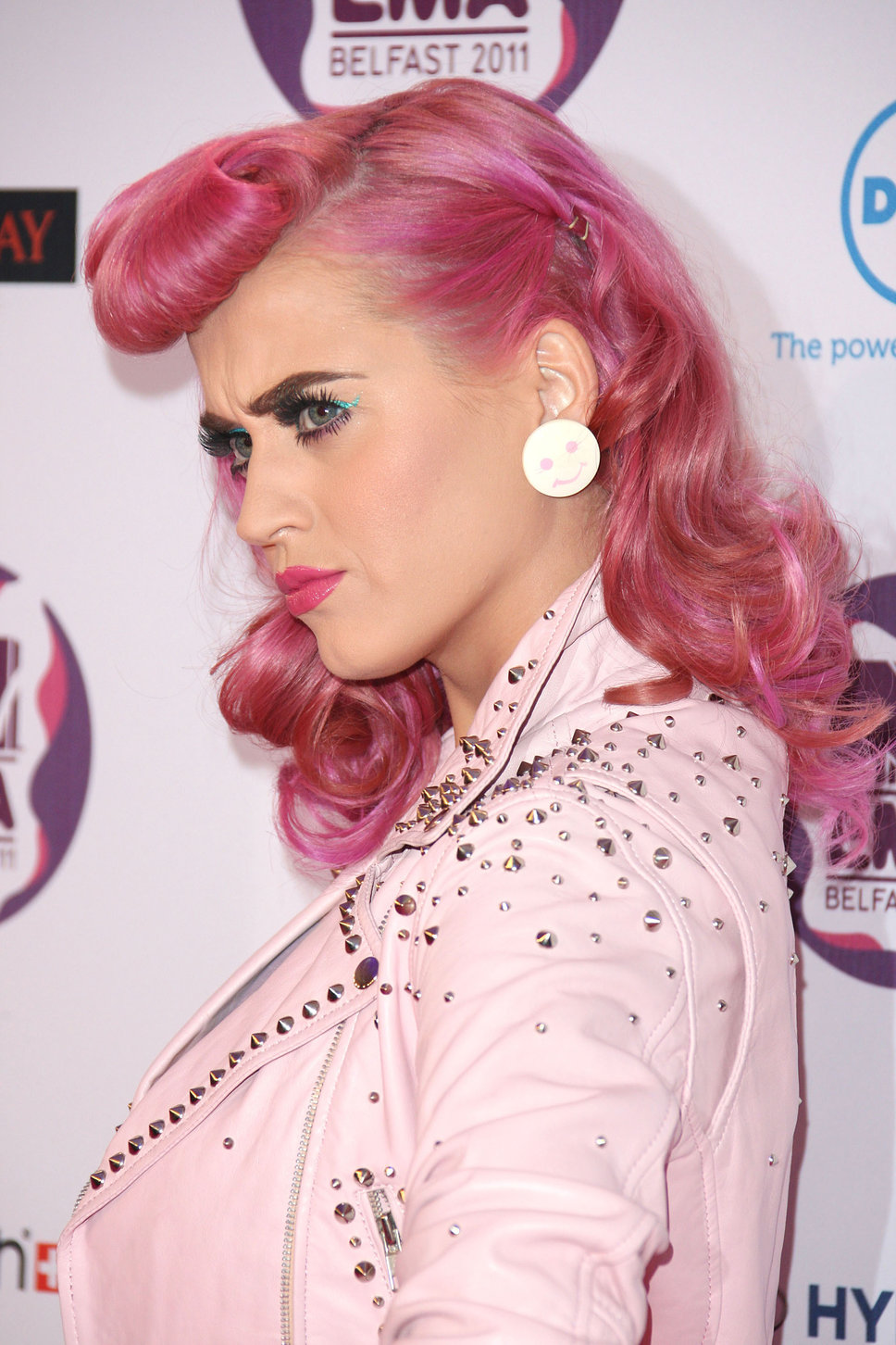 Katy Perry Pink Hair Retro Style My New Hair