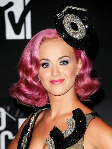 Katy Perry Pink Hair My New Hair