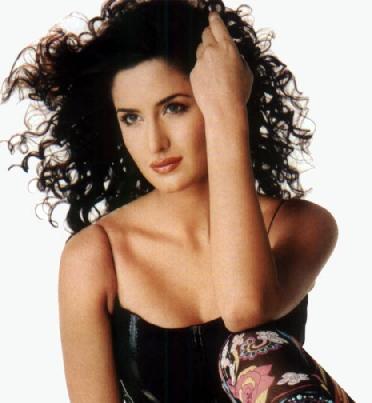 Katrina Kaif Culry Hair My New Hair