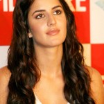 Katrina Kaif long wavy hair