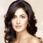 Katrina Kaif with layered hair