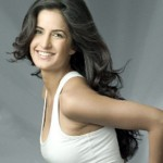 Katrina Kaif long layered wavy hairstyle