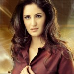 Katrina Kaif with silky hairstyle