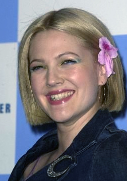 Drew Barrymore Short Hair Bob My New Hair