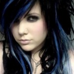black-blue-emo-hair