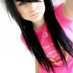 black-emo-hair