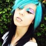 blue-emo-hair